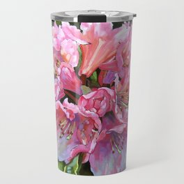 Courtenay Lady Rhododendron Travel Mug