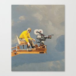 The Director Canvas Print