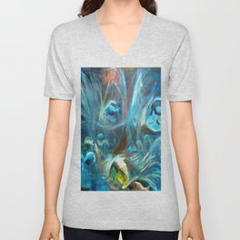 Under the sea Unisex V-Neck