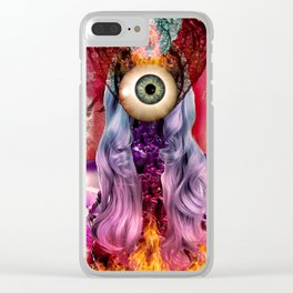 Atomic Clear iPhone Case