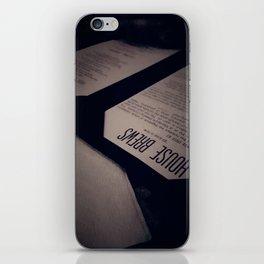Dark Brew iPhone Skin