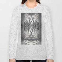 Paper Sculpture #9 Long Sleeve T-shirt