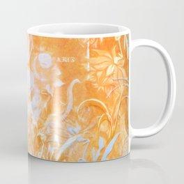 French Twist Orange Coffee Mug