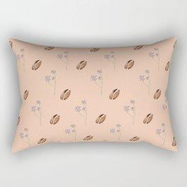 kapcake pattern in pink Rectangular Pillow