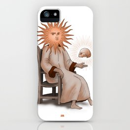 Autorretrato iPhone Case