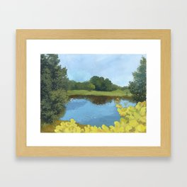 Day69 - An Unexpected Delight Framed Art Print