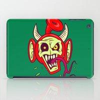 evil dead iPad Cases featuring Evil Dead Po by Artistic Dyslexia