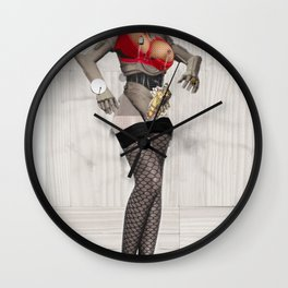 ReBuild Marilyn V2 Wall Clock