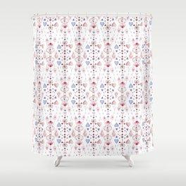 Tears of joy Shower Curtain