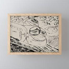 Dolce Express                                 Non Stop to Nomansland   Framed Mini Art Print