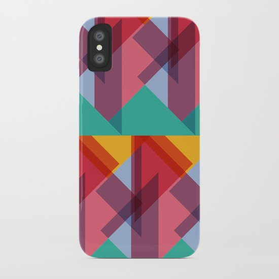 Crazy Abstract Stuff 3 iPhone Case
