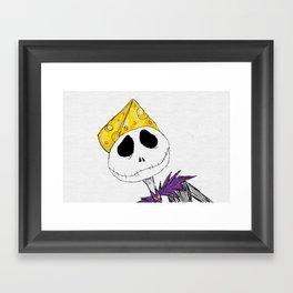 Jackcheese Framed Art Print