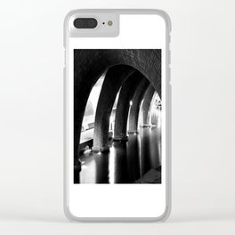 Stone Arches Clear iPhone Case