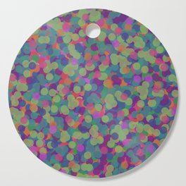 Polka Dots Cutting Board