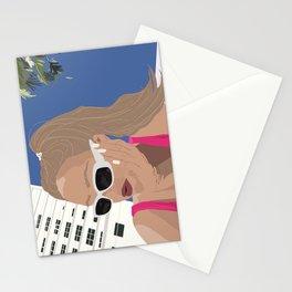 miami mami Stationery Cards