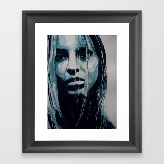 The Winner Takes It All Framed Art Print