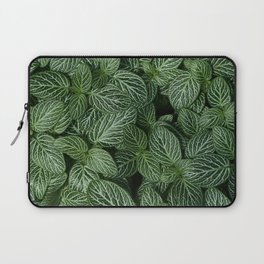 Leafy Abstract Laptop Sleeve