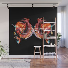 The Seven deadly Sins - LUST Wall Mural