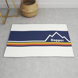 Copper Mountain Colorado Rug