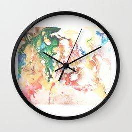 Come Alive Wall Clock