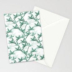 Bird of Paradise - blue Stationery Cards