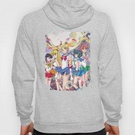 Sailor Moon Team Hoody