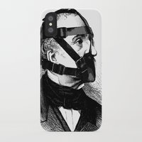 bdsm iPhone & iPod Cases featuring BDSM XXXX by DIVIDUS