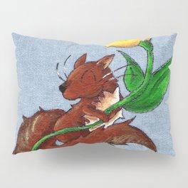 Garden Squirrel Pillow Sham