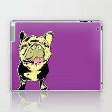 Taco the French Bulldog Laptop & iPad Skin