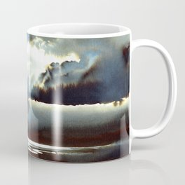 Above the Sea Coffee Mug