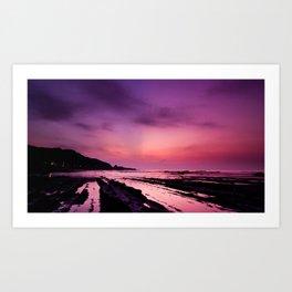 Paysage 25 Art Print