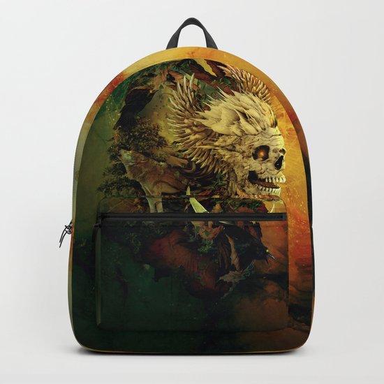 Skull Lord III Backpack