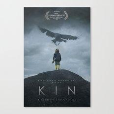 KIN Poster #1 Canvas Print