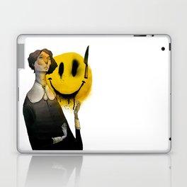 Sadness Laptop & iPad Skin