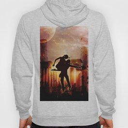 Dancing in the night Hoody