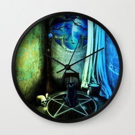 The Witches Room Wall Clock