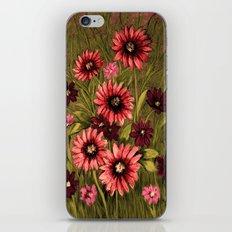 Flowers 3 iPhone & iPod Skin