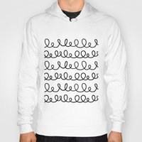 doodle Hoodies featuring Doodle by 83 Oranges®