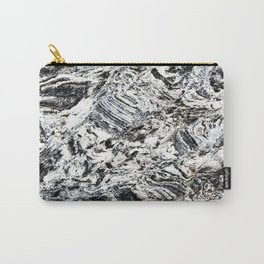 Cool Rock Textures 62 Carry-All Pouch
