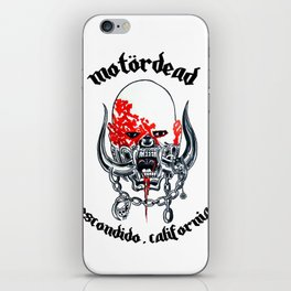Motordead iPhone Skin