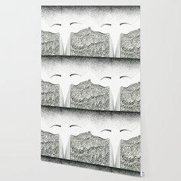 Pompeii Wallpaper