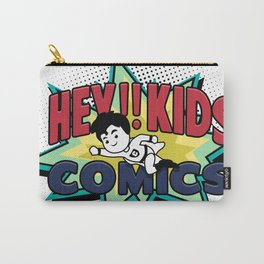 HEY!! KIDS COMICS Carry-All Pouch