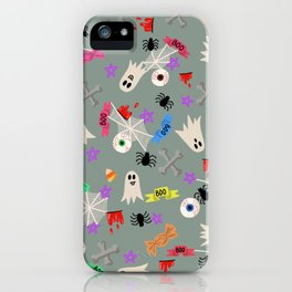 Maybe you're haunted #5 iPhone Case