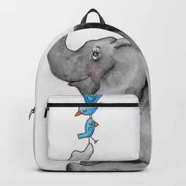 Partners In Crime Backpack