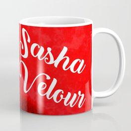 RUPAUL DRAG RACE SASHA VELOUR QUEEN HEY Coffee Mug