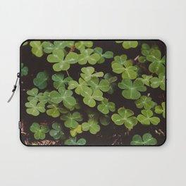 Redwood Sorrel - Nature Photography Laptop Sleeve