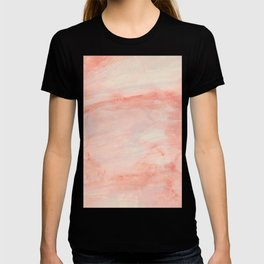 Dramaqueen - Pink Marble Poster T-shirt