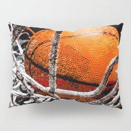 Basketball bounce version 1 Pillow Sham