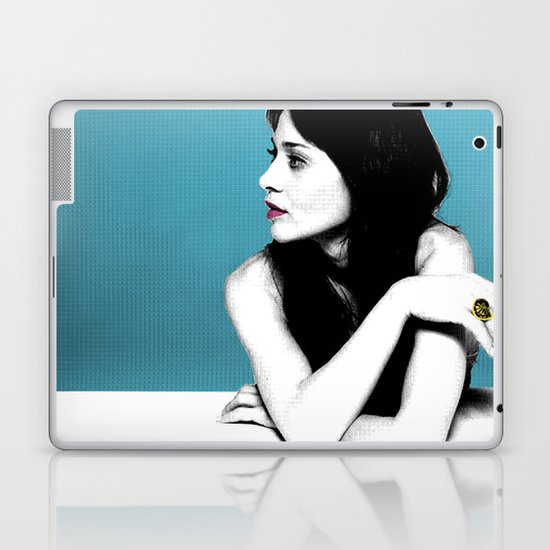 FIONA APPLE IDLER WHEEL Laptop & iPad Skin