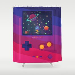 COSMO BOY Shower Curtain